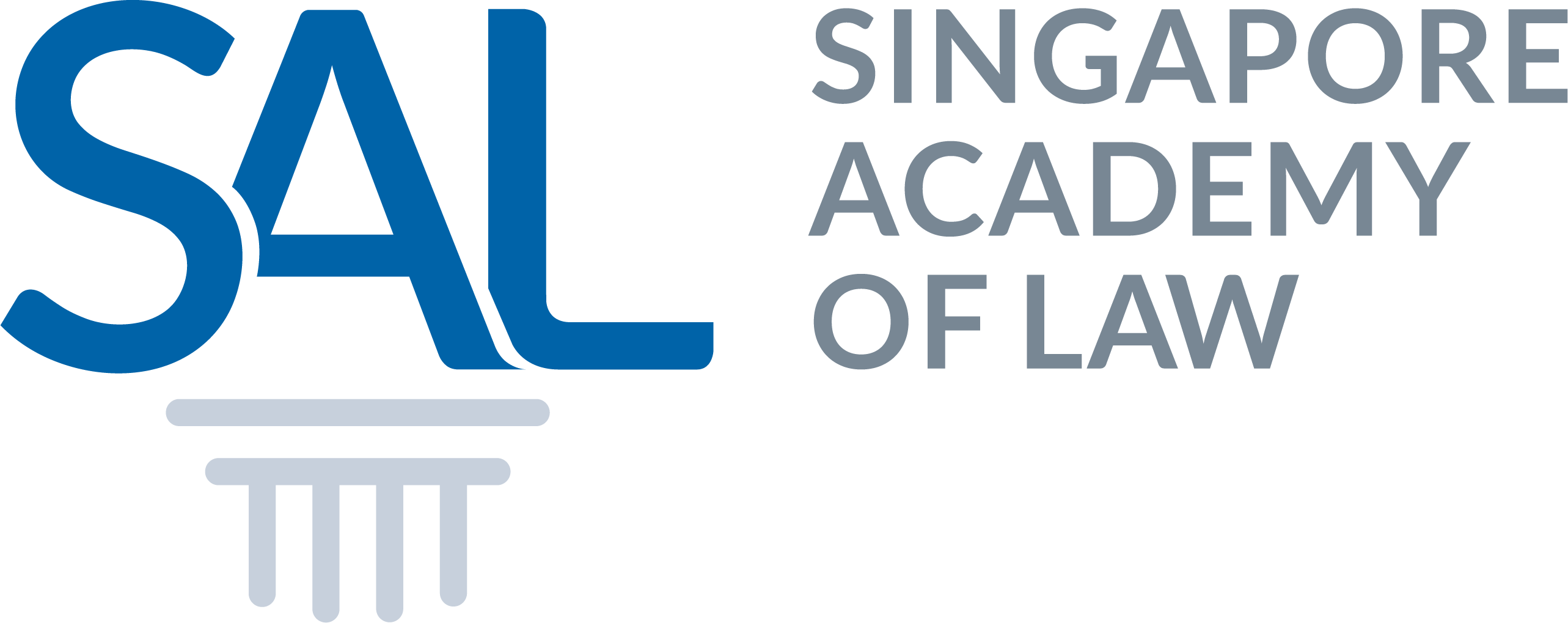 Singapore Academy Of Law logo